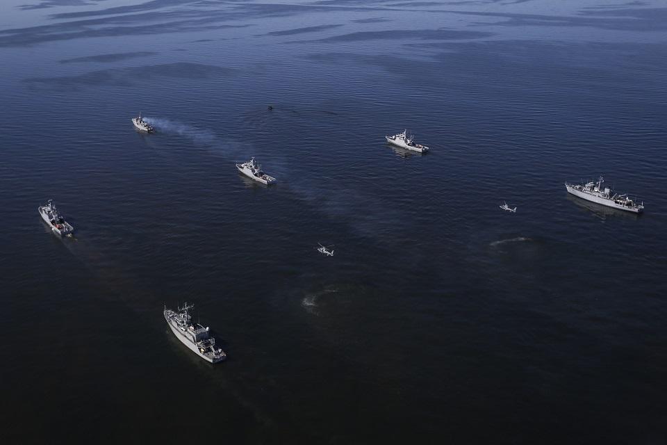 Į uostą atplauks 15 užsienio karo laivų