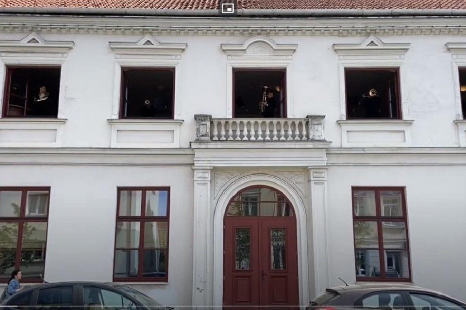 Šaukiniai Klaipėdos miestui