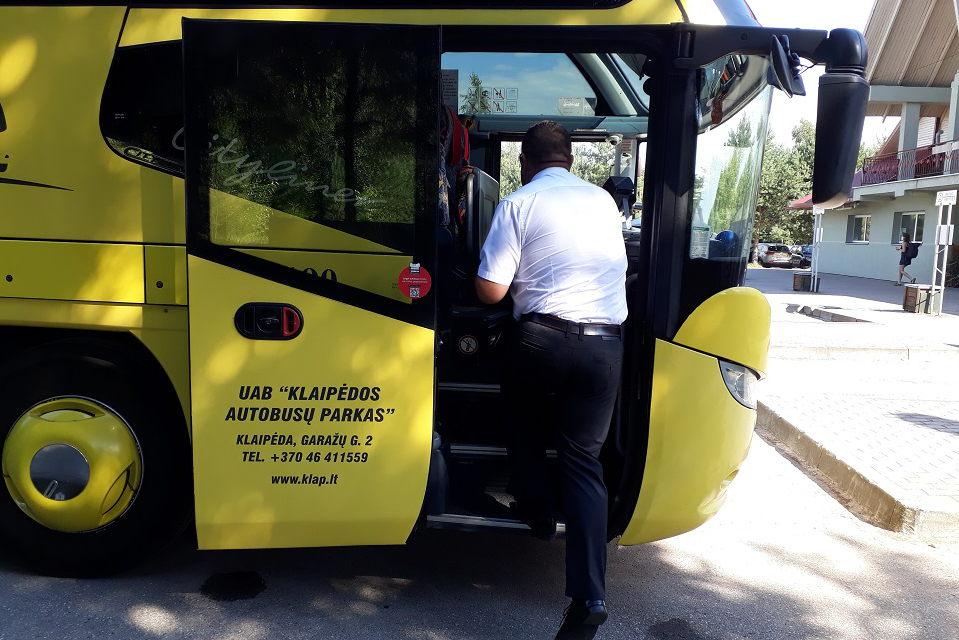 Klaipėdos autobusų parkui – 65-eri