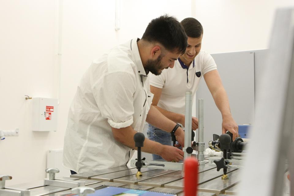 Klaipėdos gimnazistai kviečiami tapti ateities inžinieriais