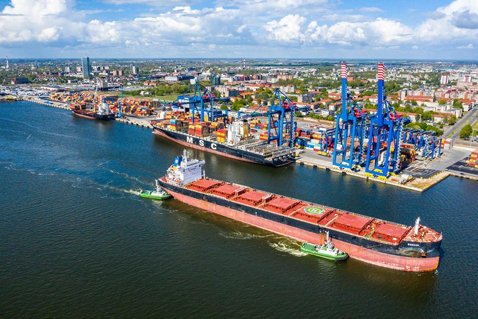 Tarptautinių laivybos kompanijų kapitonai įvertino Klaipėdos uosto paslaugų kokybę