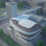 Būsimieji Muzikinio teatro rūmai – kuklūs Europos kontekste