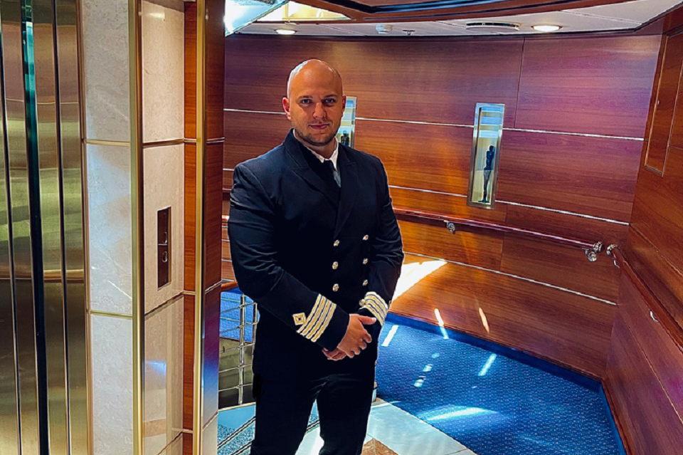 Kapitonas Mindaugas Oginskas, susirgęs nepagydoma jūros liga