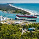 Uostui - įpareigojimas plėtoti  laivų statybos ir remonto bei atsinaujinančios energetikos infrastruktūrą