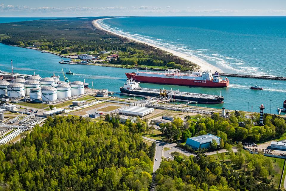 Назначен новый капитан Клайпедского морского порта