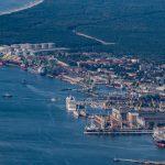 Kaip 2050 m. atrodys Lietuvos pajūrio teritorija?