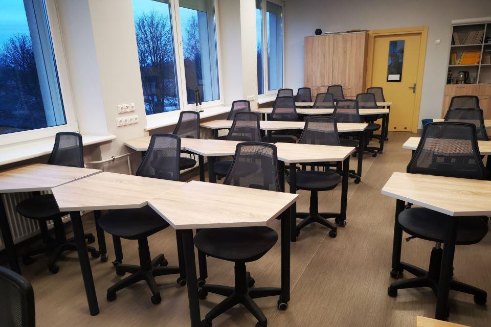 5-11 klasių mokiniai Klaipėdoje šiais mokslo metais į klases nebegrįš