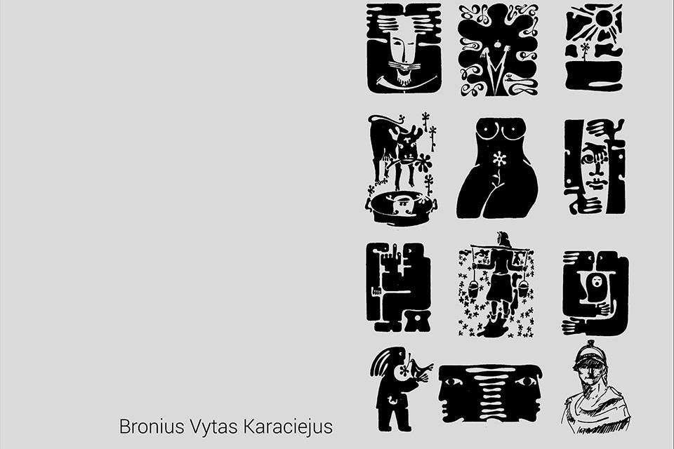 Pristatys Vyto Karaciejaus fotografijų albumą