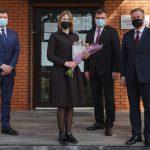 Paskirta Kretingos rajono savivaldybės administracijos direktoriaus pavaduotoja