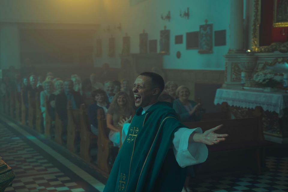"""Gargžduose – nemokamas lenkų hitas """"Kristaus kūnas"""""""