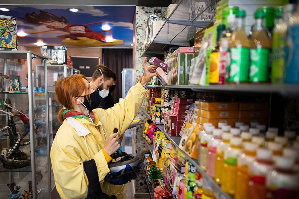 Klaipėdoje – Azijos produktus siūlanti parduotuvė