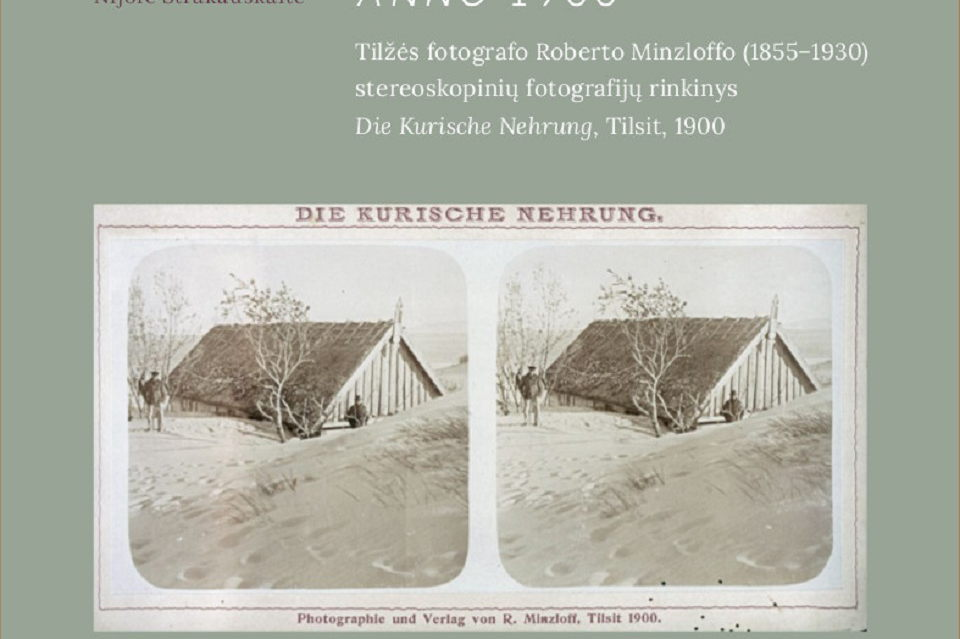 """Pristatys leidinį """"Kuršių nerija anno 1900″"""
