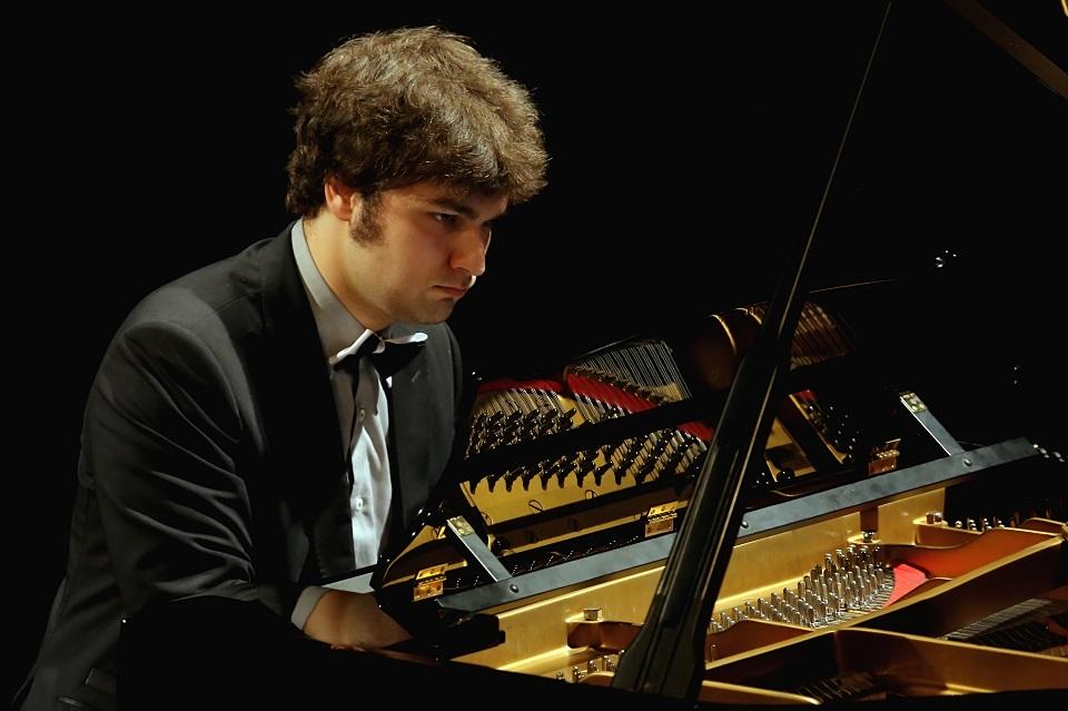 Simfoninėje puotoje – Lukas Geniušas ir Gintaras Rinkevičius