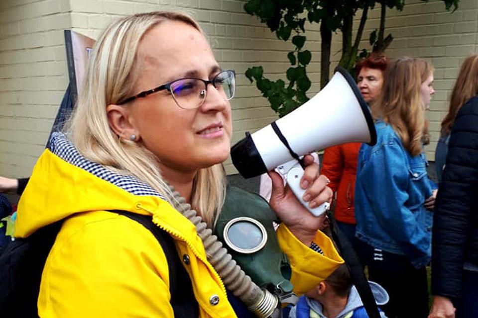 """Ligita Girskienė: """"Apsisprendžiau. Už mūsų visų teisę į švarią aplinką kovosiu Seime"""""""