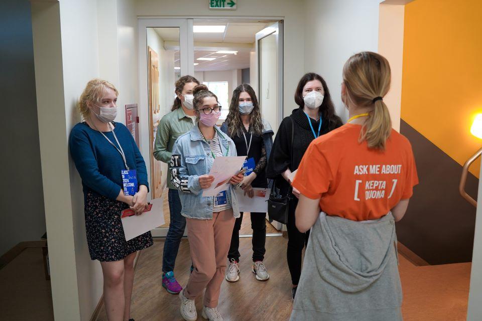 Studijas Klaipėdoje renkasi vis daugiau jaunuolių