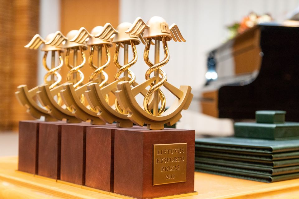 Tarp apdovanotų verslo lyderių – Vakarų Lietuvoje veikianti įmonė