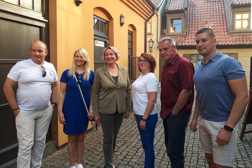 Klaipėdos apskrities žurnalistams ir toliau vadovaus Jolanta Beniušytė