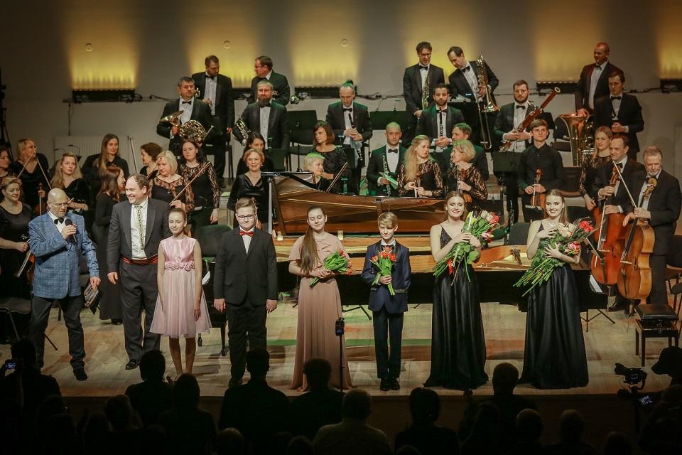 Jaunųjų talentų koncertas pasitarnaus laukiantiems bilietų