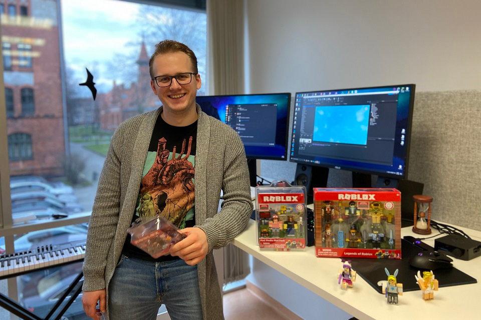 22 metų klaipėdietis – pasaulyje žinomų kompiuterinių žaidimų kūrėjas