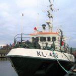 Paskelbė eilinį laivo pardavimo aukcioną