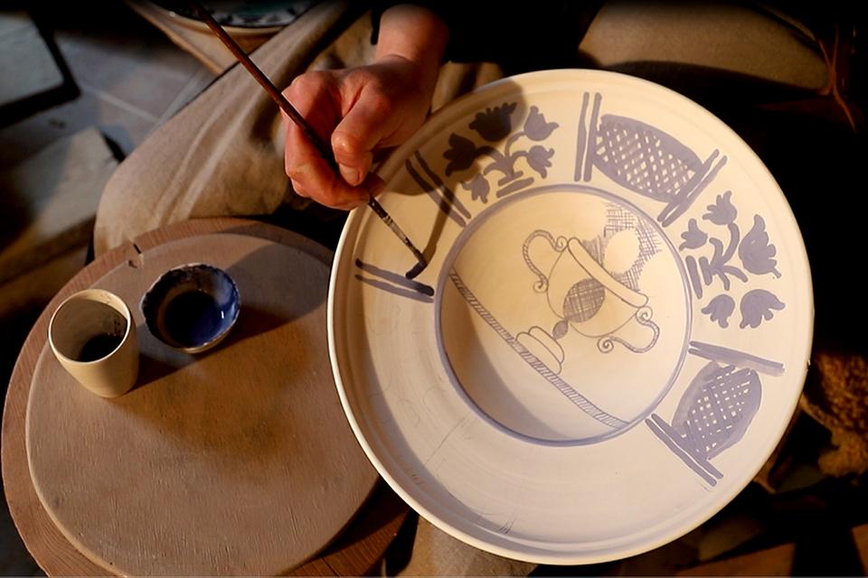 Meno kieme – keramikos paroda ir praktiniai mokymai