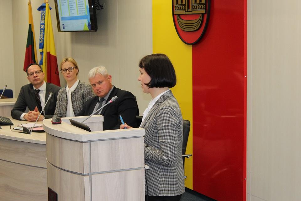 Klaipėda stiprins verslo ryšius su Vokietija