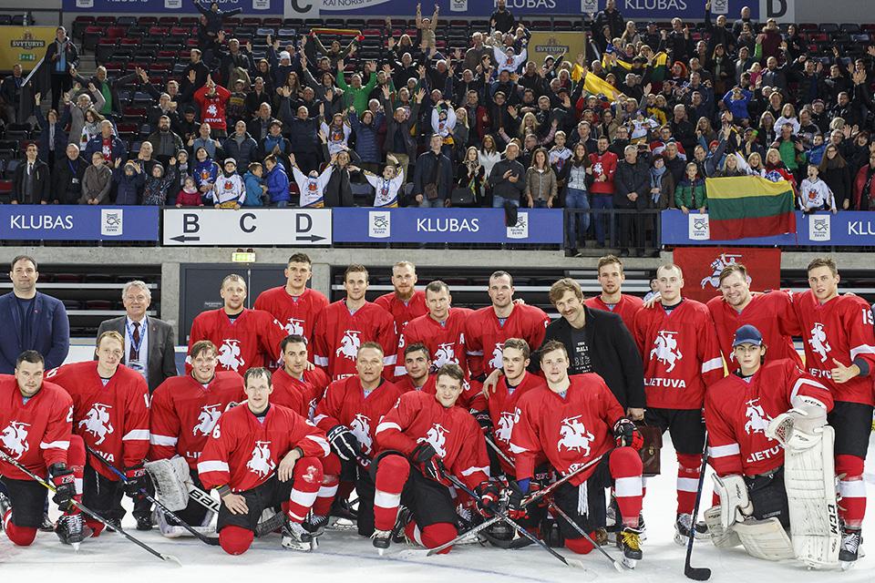 Kodėl pasaulio ledo ritulio čempionatas negali užsukti ir į Klaipėdą?