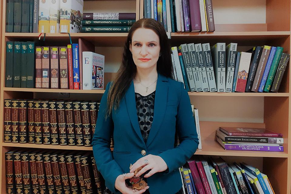 Išrinkti pandemijos tamsoje ryškiausiai spindėję biblioteka ir bibliotekininkas