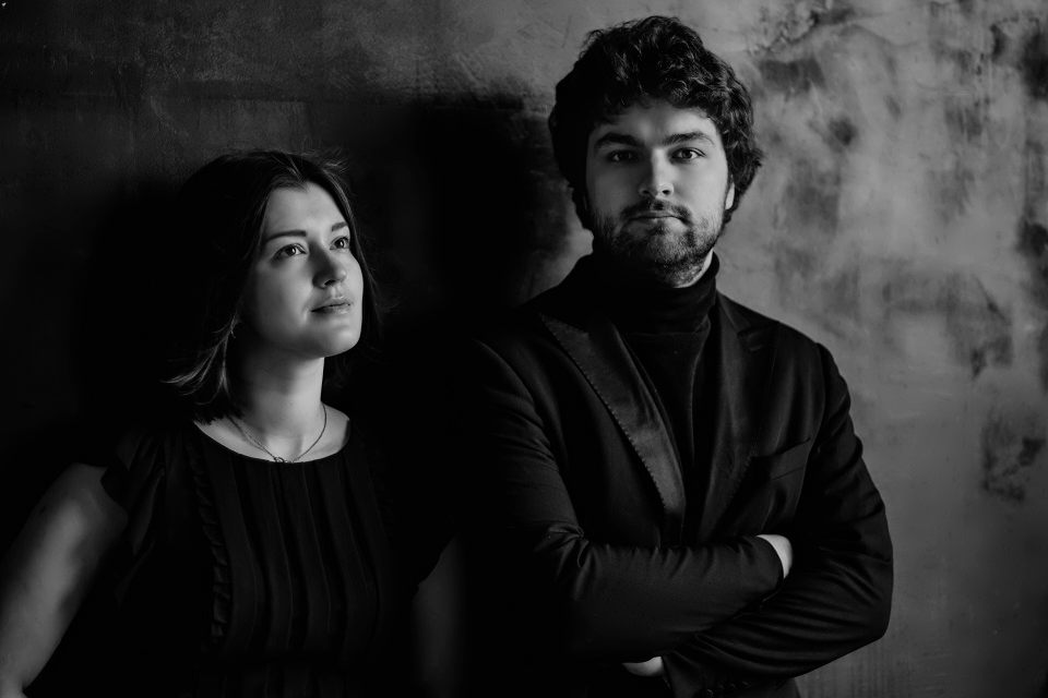 Pirmą kartą Klaipėdoje – šeimyninis Geniušų duetas