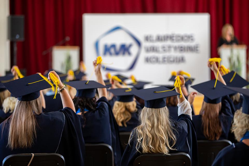 Įvertinta Klaipėdos valstybinės kolegijos kokybės vadybos sistema
