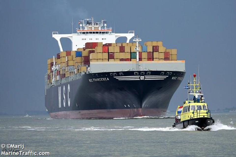 Laivai gigantai taps kasdienybe?