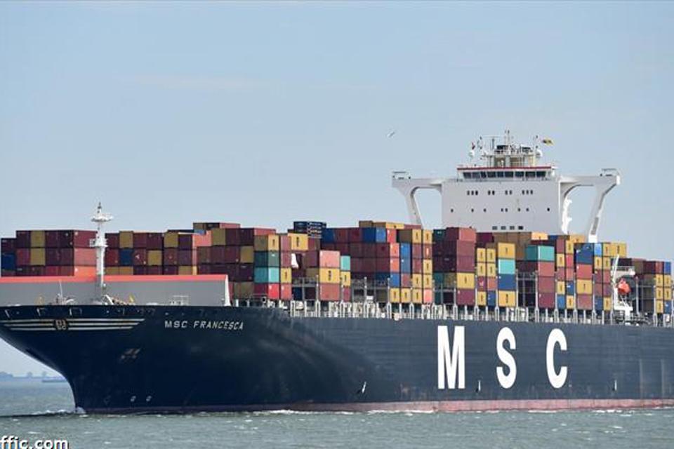 Uoste laukiamas rekordinis laivas