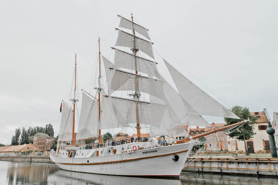 """""""Meridianas"""" tapo Europos jūrinio paveldo organizacijos nariu"""