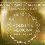Rengs konferenciją apie holistinęmediciną