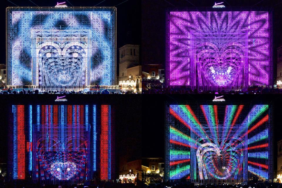 Šviesų festivalis pasieks ir Juodkrantę
