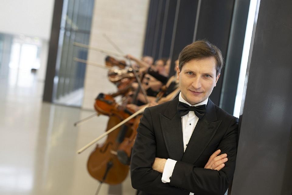 """Modestas Barkauskas: """"Muziką kiekvienas žmogus supranta savaip"""""""