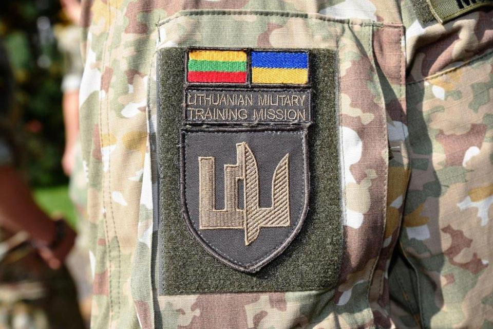"""Apie misiją Ukrainoje: """"Sunku ne mums, o tiems, kas mūsų laukia"""""""