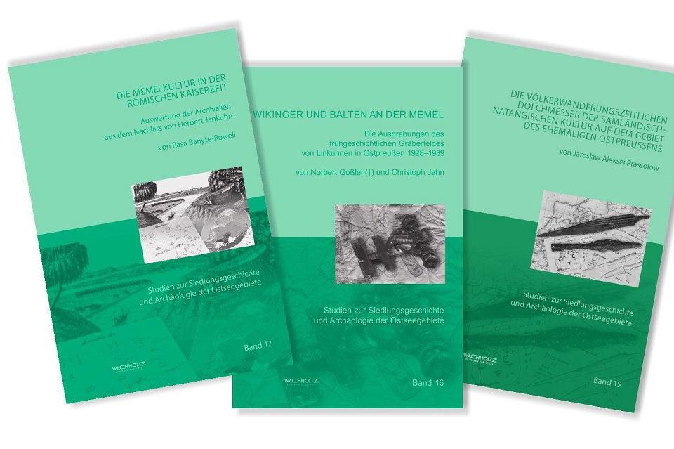 Pristatys istorines monografijas apie Mažąją Lietuvą