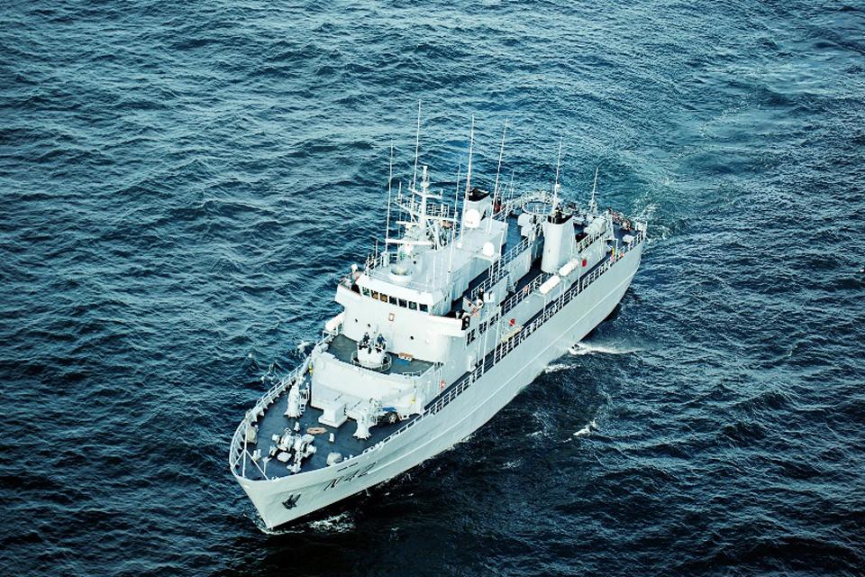 Hakatone kurs inovatyvius sprendimus Karinėms jūrų pajėgoms