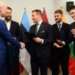 Klaipėdoje -  Mėmelio tarptautinių santykių institutas