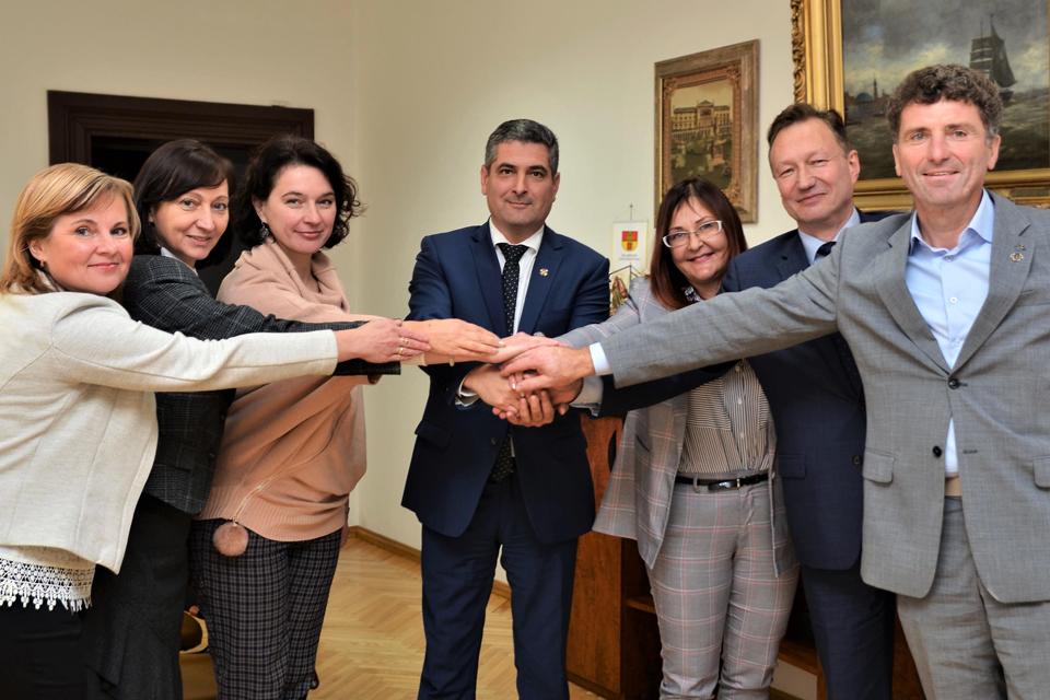 Kuršių nerijoje gali įsikurti Klaipėdos universiteto mokslo centras