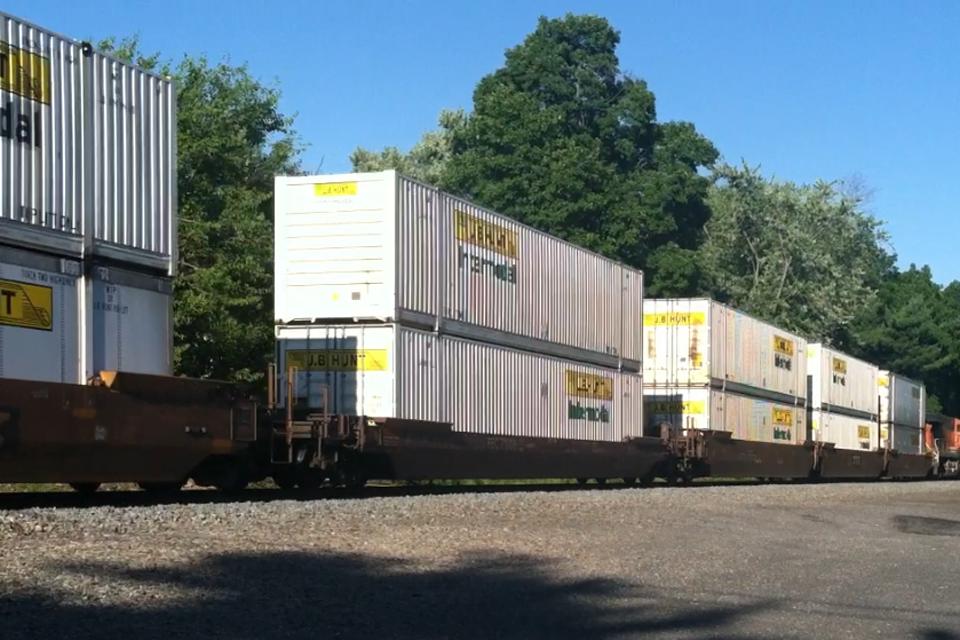 Nauja konteinerių vežimo kryptis – Klaipėda-Kijevas