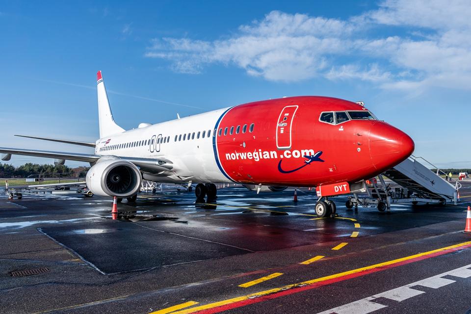 Iš Palangos skraidins į Stokholmą