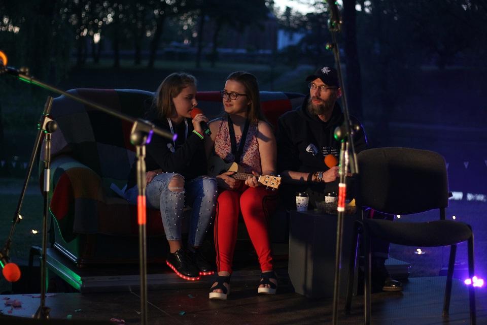 Kretinga kviečia panaktinėti su muzikuojančiu jaunimu