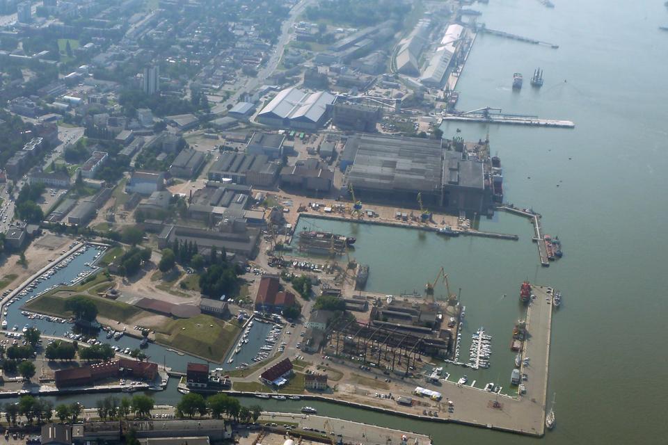 Remontuodamas doką žuvo ukrainietis