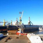 """Įsigijo antrąjį """"Panamax"""" tipo laivų remontui skirtą doką"""