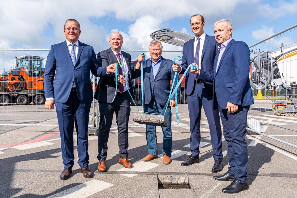 Palangos oro uosto rekonstrukcijai duotas oficialus startas