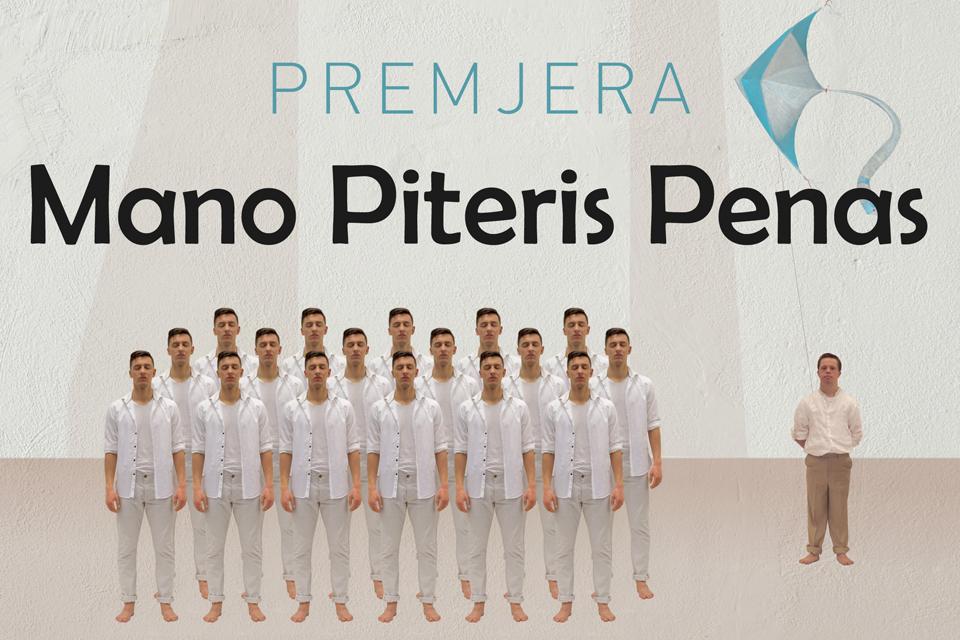 Piteris Penas, skirtas jaunimui