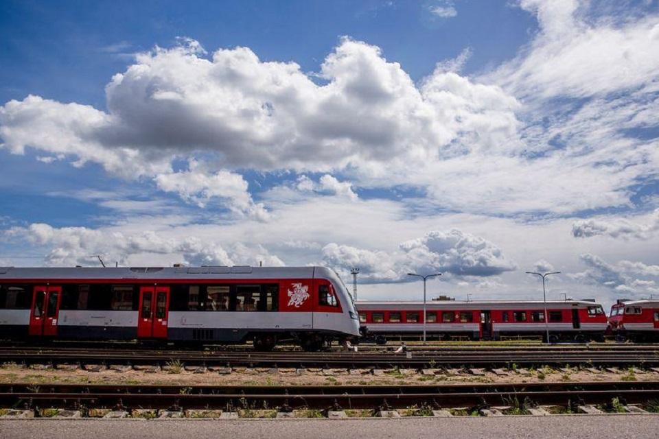 Daugiau traukinių iš Klaipėdos į Vilnių ir atgal