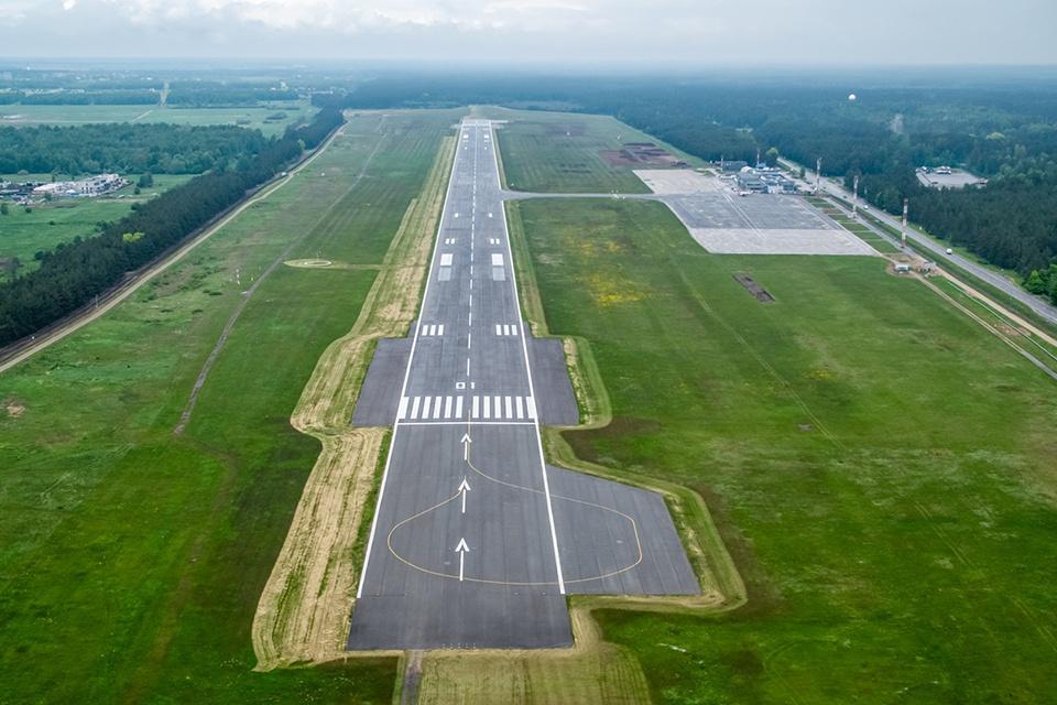Palangos oro uoste diegiami ekologiniai sprendimai
